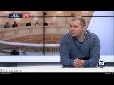 Николай Волгов в эфире телеканала 112 Украина 14.12.15.