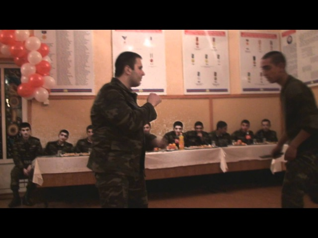 REAL AIKIDO (AZE) In The Army (CQC) - Fariz Abdullayev 🇦🇿