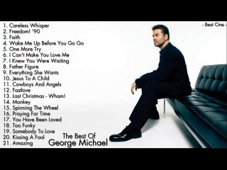The Best Of George Michael || George Michael's Greatest Hits