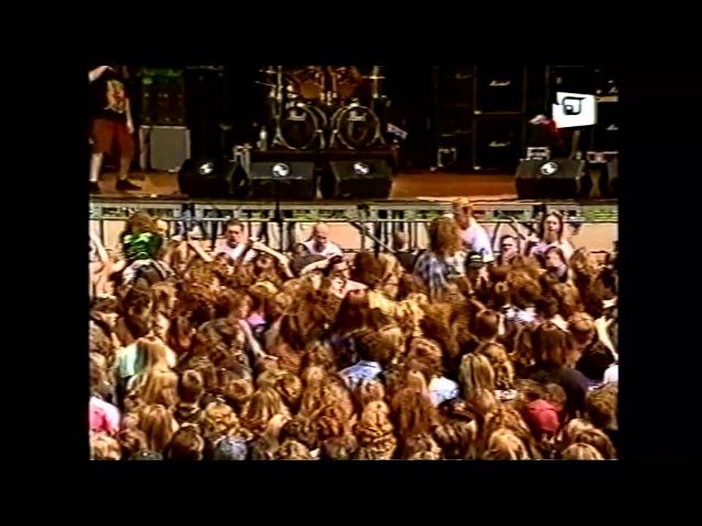 FEAR FACTORY - 1995.06.02 - Dynamo Open Air [PRO]