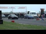 Fiat Bravo 20VT vs BMW M3 E92