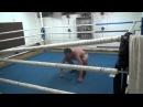 тренер по боксу - Флейшгауэр Владимир (упражнение для развитие ног боксера)