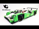 Lego Technic 42039 24 Hours Race Car - Lego Speed build