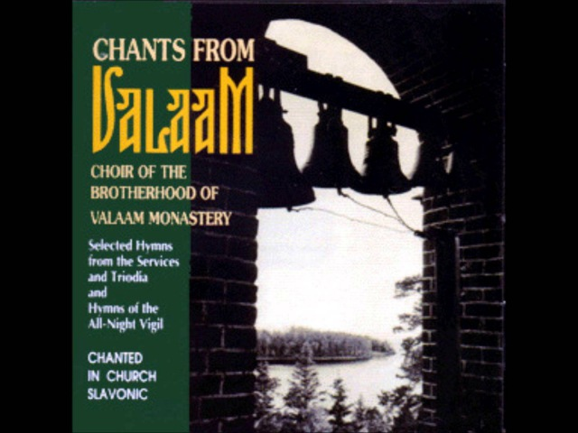 Valaam Monastery Choir Chants from Valaam Full Album