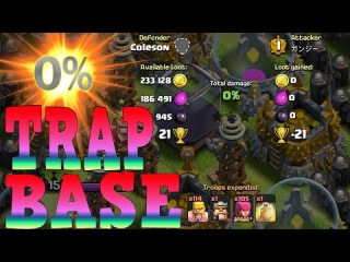 CLASH OF CLANS - 2015 PROOF