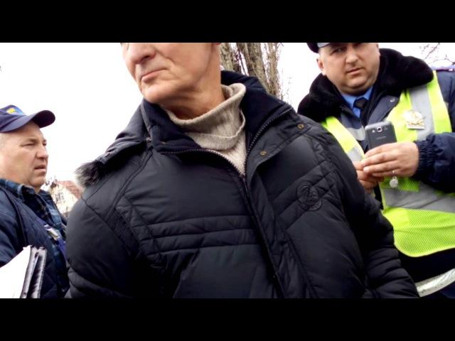Одесский Моряк Инспекторам Гаи даже свидетели не помогают