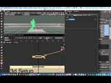 Nuke Quick Tip 005 Creating proxy geo on the fly in Nuke 3d system
