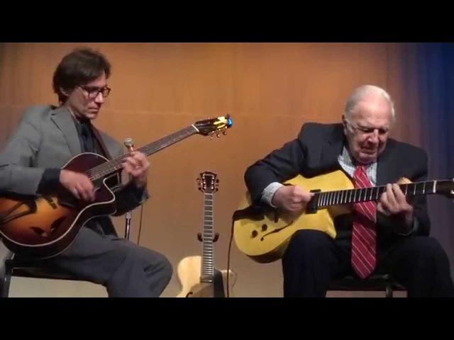 Frank Vignola,Bucky,Ed,Vinny Boulton Center Bayshore N.Y. Mar.22 2015