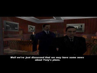 GTA III - Frosted Winter - Mission 70 The Story Ending....