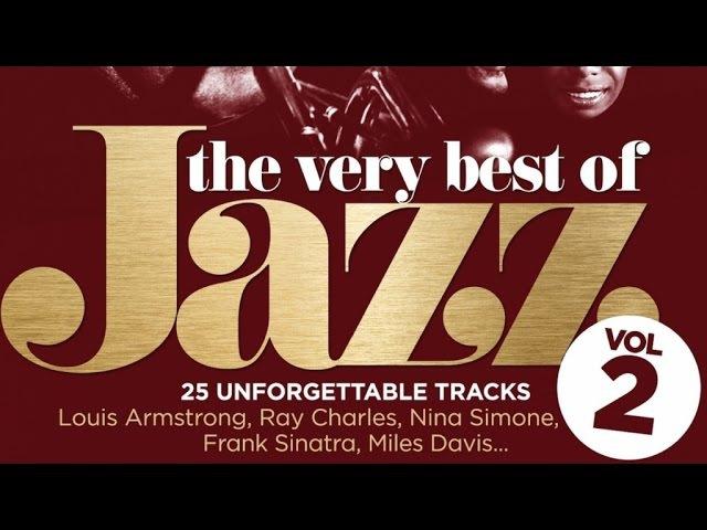 The Very Best of Jazz volume 2 - 50 Unforgettable Tracks