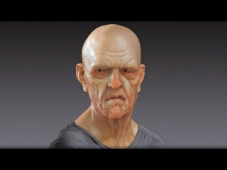 Zbrush SSS Tutorial + FREE BPR Skin Shader & Lights Set-up