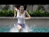 Can You Walk on Water (Non-Newtonian Fluid Pool)