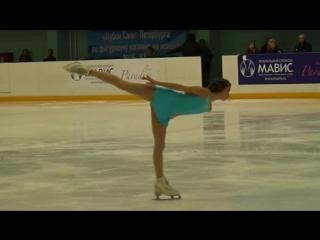 Диана Супряга 3 этап Кубка СПб