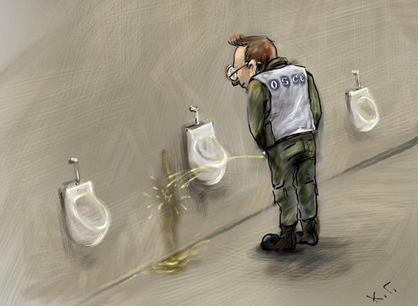 Дальнейшая эскалация военных действий не может продолжаться, - ОБСЕ о Донбассе - Цензор.НЕТ 5582