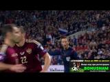 Россия Швеция 1-0 Обзор