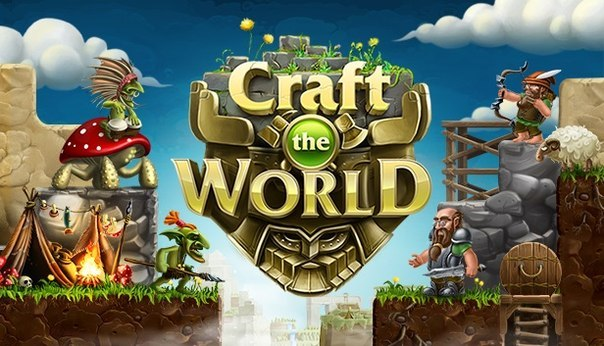 Craft the world, гномы