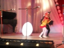 Башкирский танец Ворон, курочка и цеплята