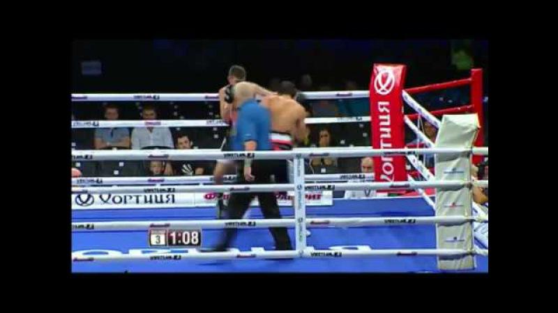Oleksandr Usyk vs Johnny Muller\ Андеркарт Арам Фаниян -Виталий Мануйленко