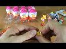Киндер Сюрприз для девочек Винкс Клуб на русском языке Kinder Surprise Joy Winx Club Unboxing
