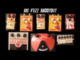 Best Fuzz Pedal Shootout - 8 Favorites - Chords, Short Lead and Wah Wah Test