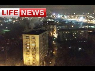 В Москве произошла серия взрывов газа в жилых домах