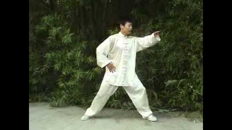 Tai Chi Silk Reeling Taiji