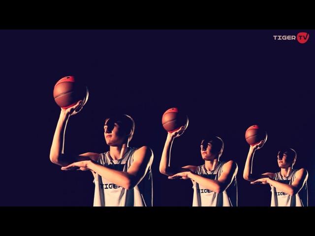 Азбука баскетболиста при поддержке Дядечко Сергея Правильный бросок в баскетболе