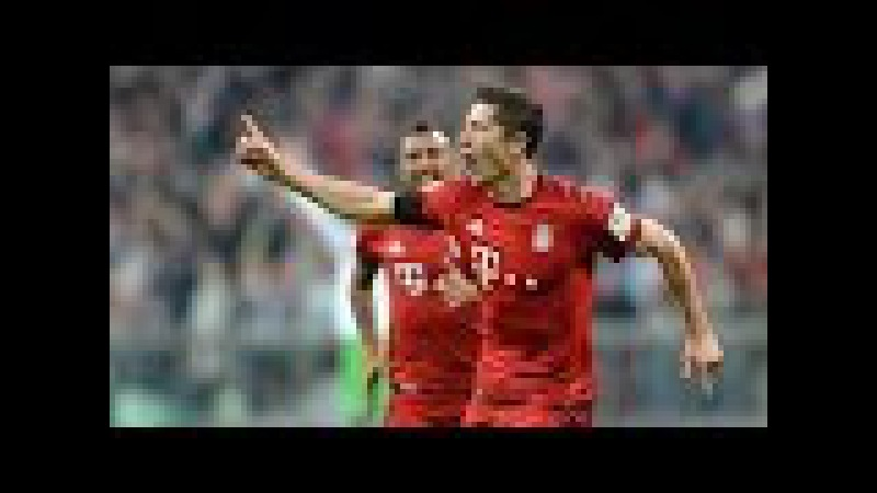 Robert Lewandowski 5 Goals in 9 Minutes • Robert Lewandowski Penta-Trick for 9 minutes