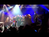 Nightwish &amp Floor Jansen - Best Moments from All Concerts - Tribute Video
