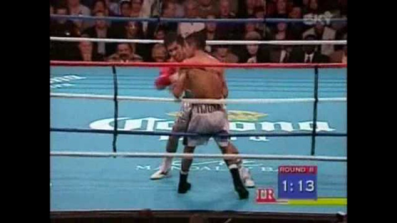 Marco Antonio Barrera VS. Erik Morales I [Hightlights Of The Best Fight Ever!!]