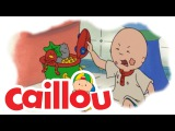 Caillou - Caillou Joins the Circus  (S01E08)  Cartoon for Kids
