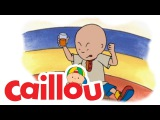 Caillou - Caillou at Daycare  (S01E07)  Cartoon for Kids