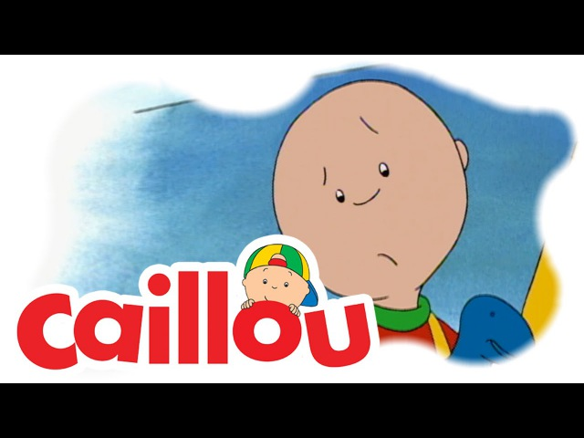 Kids' English | Caillou - Caillou Visits the Doctor (S01E11) | Cartoon for Kids