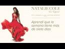 Voy a apagar la luz / Contigo aprendí (Medley) - Natalie Cole [Lyric Video]
