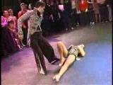 Jhonny (Johnny) Vazquez y Carolina Cerisola Salsa L.A. Style