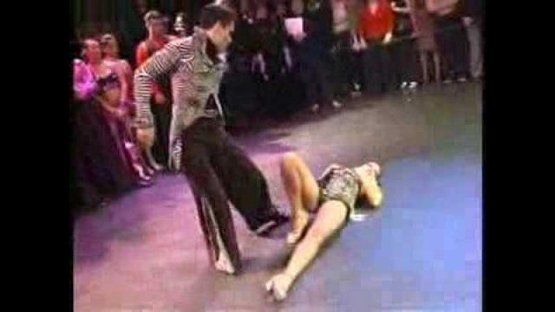 Jhonny Johnny Vazquez y Carolina Cerisola Salsa L A Style