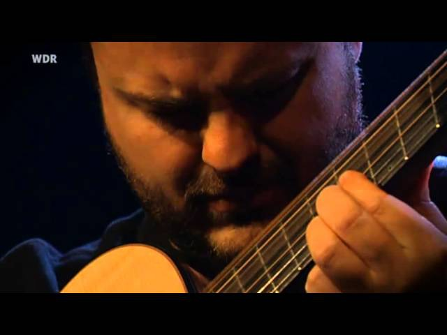 Andy McKee Live at Leverkusen