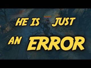 ERROR MAN DOTA 2 REBORN