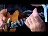 Oasis - Wonderwall - Fingerstyle Guitar