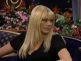 Peta Wilson on The Tonight Show (1997)