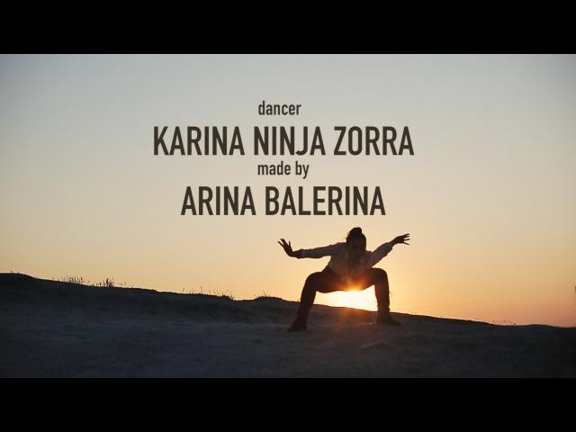 KARINA NINJA ZORRA: Vogue Presenter @ YOU CAN DANCE CAMP 2018