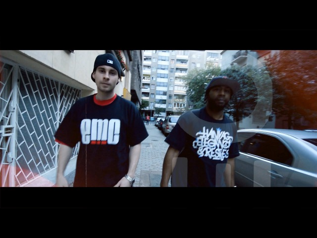 Rawmatik Feat. Edo G Bankos - Slap This (Official Music Video)