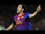 Valencia vs Barcelona 0-1  Sergio Busquets Goal & Highlights 2014 HD
