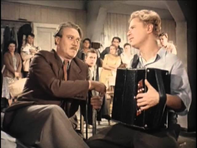 Иван Бровкин на целине (1958) Полная версия