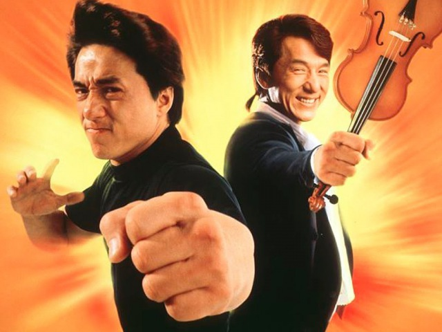Джеки Чан - Близнецы-Драконы /Jackie Chan - Twin Dragons 1992