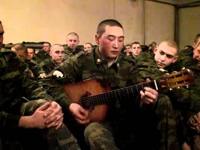 вч 7543 г омск 2009г войсковое стрельбище 1 MOV