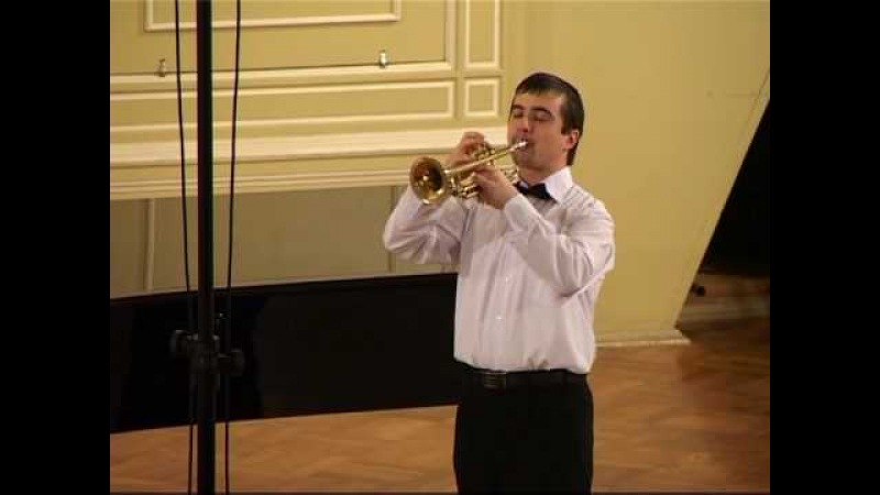 Haydn. Trumpet Concerto Es-dur - I