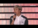 150523 BTS (방탄소년단) - I NEED U (아이 니드 유)   Fun Boys (흥탄소년단) @ Dream Concert 2015