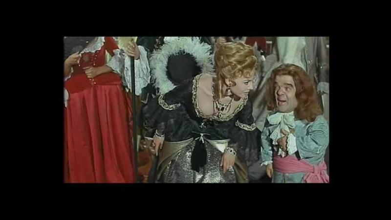 Анжелика и король 3 серия 1966 год со звуком на 200