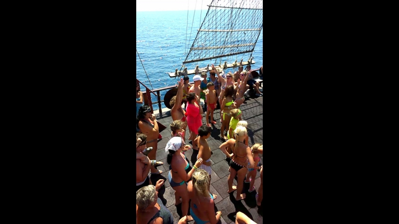 пінна party на яхті